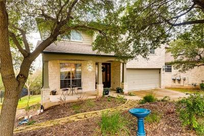 Hays County, Travis County, Williamson County Single Family Home Pending - Taking Backups: 7312 Covered Bridge Dr