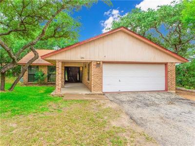 Lago Vista Single Family Home For Sale: 3206 American Dr