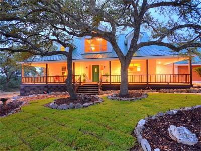 Wimberley Single Family Home For Sale: 117 Carril Vaquero