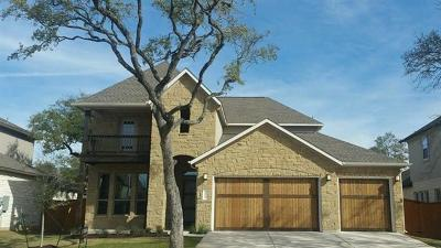 Cedar Park TX Single Family Home For Sale: $591,235