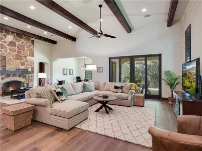 Travis County Single Family Home For Sale: 4501 Spanish Oaks Club Blvd #17