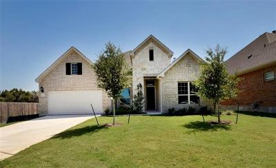 Leander Single Family Home For Sale: 808 Anahuac Dr