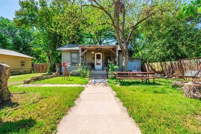 Austin Single Family Home Pending - Taking Backups: 1200 Henninger St
