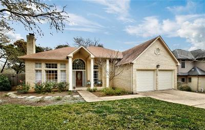 Travis County Single Family Home For Sale: 6312 Oliver Loving Trl