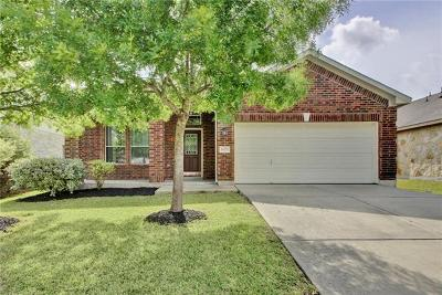 Pflugerville Single Family Home For Sale: 18721 Silent Water Way