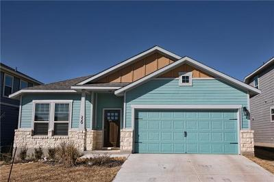 Leander Single Family Home For Sale: 229 Trellis Blvd