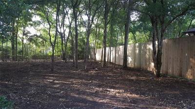 Elgin Residential Lots & Land For Sale: 1305 Meadow