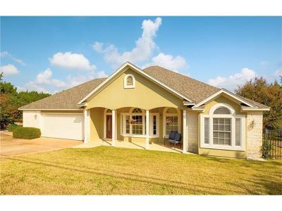 Spicewood Single Family Home For Sale: 22304 Moulin Dr