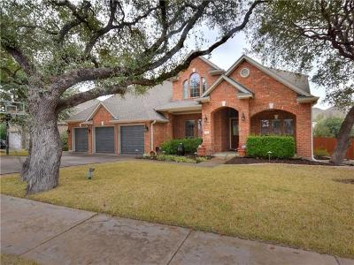 Cedar Park Single Family Home Pending - Taking Backups: 2910 Kinloch Dr