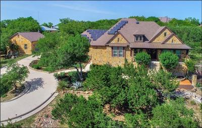Austin Single Family Home For Sale: 13420 Madrone Mountain Way