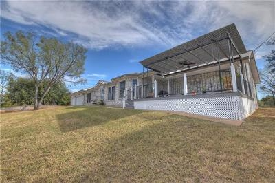 Horseshoe Bay Single Family Home For Sale: 201 W Bluebonnet Rd