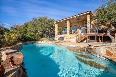 Austin Single Family Home For Sale: 16116 Spillman Ranch Loop