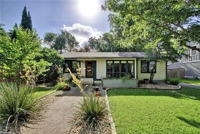 Austin Single Family Home For Sale: 5011 W Frances Pl