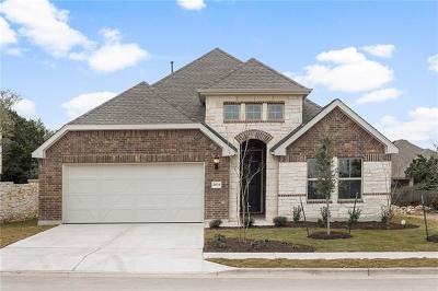 Leander Single Family Home For Sale: 2004 Bear Creek Dr