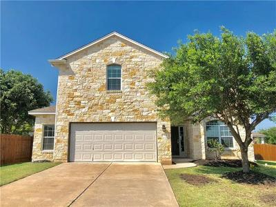 Austin Single Family Home For Sale: 15113 Fernhill Dr