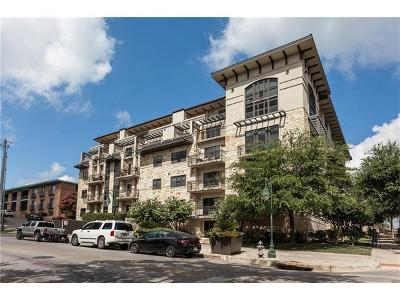 Condo/Townhouse For Sale: 1812 West Ave #204