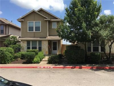 Austin TX Single Family Home For Sale: $185,000