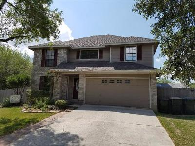 San Marcos Single Family Home For Sale: 712 Crystal Cv