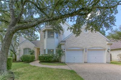 Austin Single Family Home For Sale: 10602 Beckwood Dr