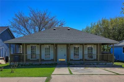 Austin Single Family Home For Sale: 6901 Stonleigh Pl