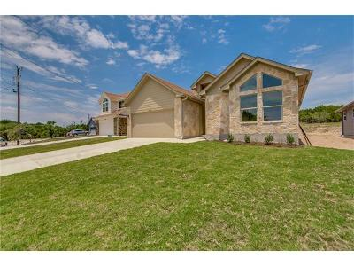 Dripping Springs Single Family Home For Sale: 17514 Village Dr