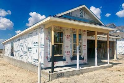 Round Rock Single Family Home For Sale: 6513 Leonardo Cove