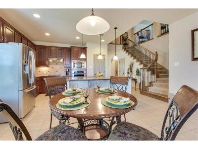 Round Rock Single Family Home For Sale: 4405 Angelico Ln