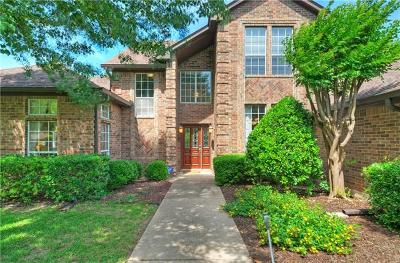 Round Rock Single Family Home For Sale: 28 Stillmeadow