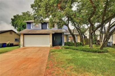 Single Family Home For Sale: 4601 Velasco Pl