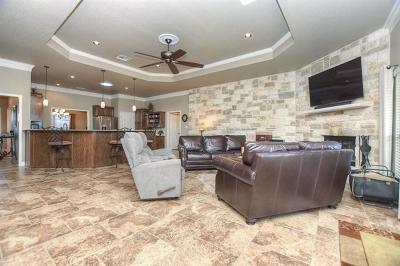 Jarrell Single Family Home For Sale: 109 Jake Dr