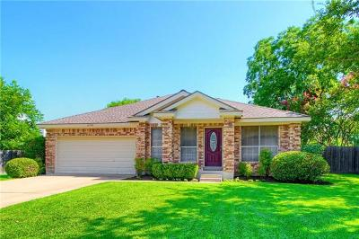 Austin Single Family Home For Sale: 6700 Carisbrooke Ln
