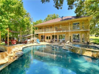 Kingsland TX Single Family Home For Sale: $1,525,000