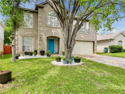 Pflugerville Single Family Home For Sale: 1004 Acanthus St