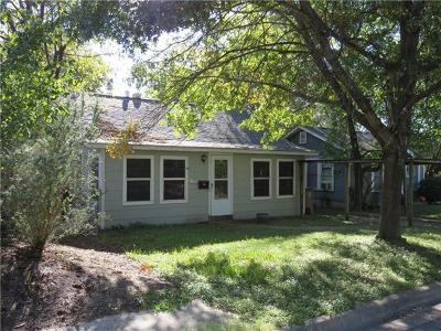 Single Family Home For Sale: 707 E 45 1/2 St