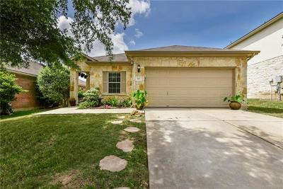 Buda Single Family Home For Sale: 182 Dark Horse Ln