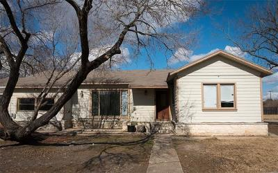 Taylor Single Family Home For Sale: 1104 W 7th St
