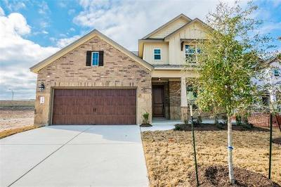 Hutto Single Family Home For Sale: 714 Hereford Loop