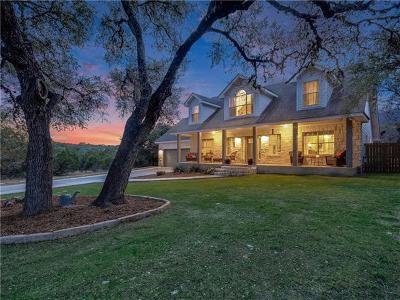 Wimberley Single Family Home For Sale: 7 Cripple Creek Ct