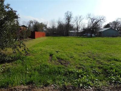 Bastrop Residential Lots & Land For Sale: Lot 3 Walnut