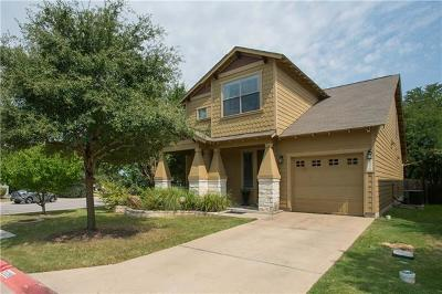 Austin Single Family Home For Sale: 2228 Amur Dr