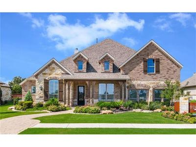 Georgetown Single Family Home Pending: 1211 Terrace View Dr