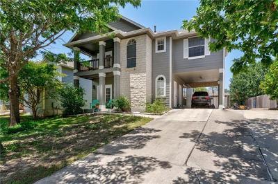 Buda Single Family Home Pending - Taking Backups: 549 Rockhurst St