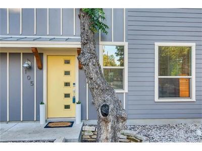 Condo/Townhouse For Sale: 604 Allen St #105
