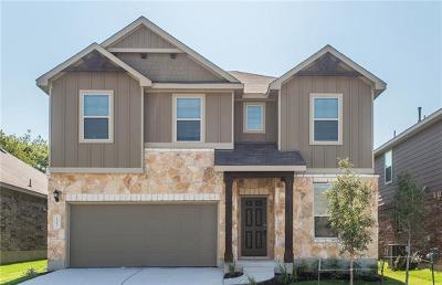 Hutto Single Family Home For Sale: 1002 McCormick Cv