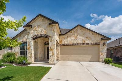 Leander Single Family Home For Sale: 437 Longhorn Cavern Rd