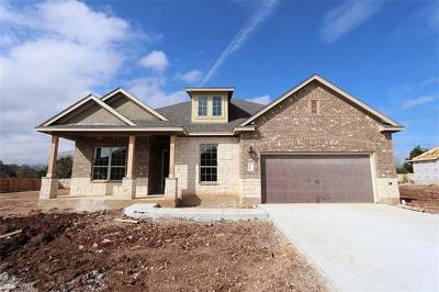 Georgetown Single Family Home For Sale: 316 Cross Timbers Dr