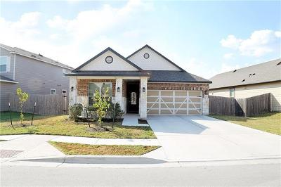 Pflugerville Single Family Home For Sale: 14614 Peregrine Dr
