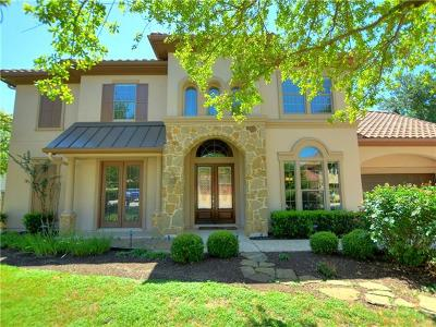 Bee Cave Single Family Home For Sale: 15508 Spillman Ranch Loop