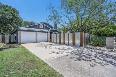 Single Family Home For Sale: 3808 Stonecroft Dr