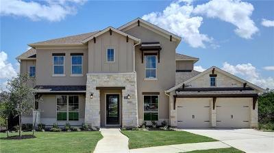 Leander Single Family Home For Sale: 2024 Judge Fisk Ct